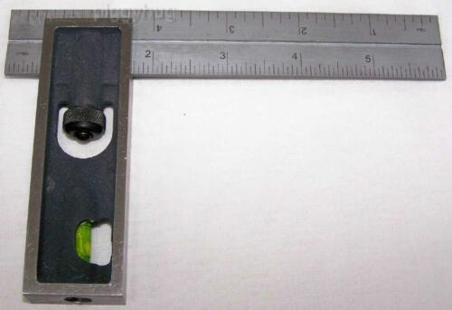 """32ths,1//64ths  4R blade Igaging 6/"""" double machinist square precision 8ths,16ths"""