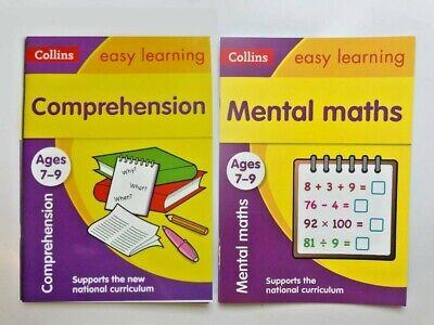 Collins KS2 Learning Comprehension & Mental Maths Workbook
