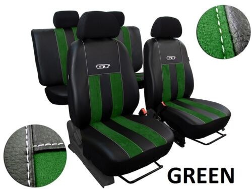 MERCEDES CITAN 2012 ONWARDS ECO LEATHER /& ALICANTE SEAT COVERS MADE TO MEASURE