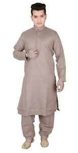 b8443e702b Image is loading Mens-Casual-Wear-Cotton-kurta-Pajama-Shalwar-Kameez-