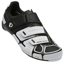 Pearl Izumi Select Road IV Bike Bicycle Cycling Shoes White/Black - 44
