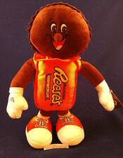"Hershey Reeses Milk Chocolate Peanut Butter Cup Stuffed Plush Park 14"" Souvenir"