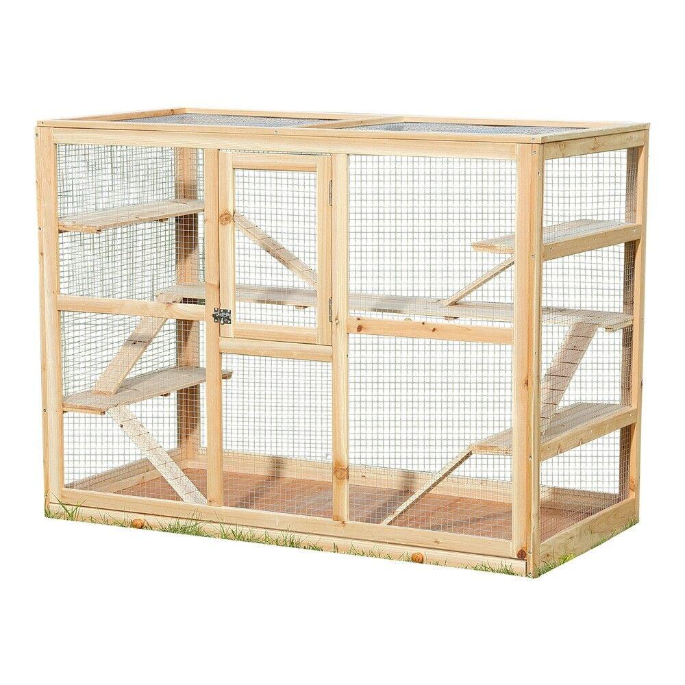 Gabbia per roditori XXL Villa criceti gabbia topi per piccoli animali gabbia per Ratti gabbia gabbia
