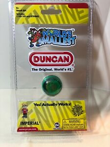 Worlds Smallest Classic Toys Blind Box Series Green Duncan Yo Yo NEW