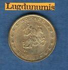 Monaco 2002 - 50 Centimes D'Euro - Pièce neuve de rouleau - Sceau des Grimaldi