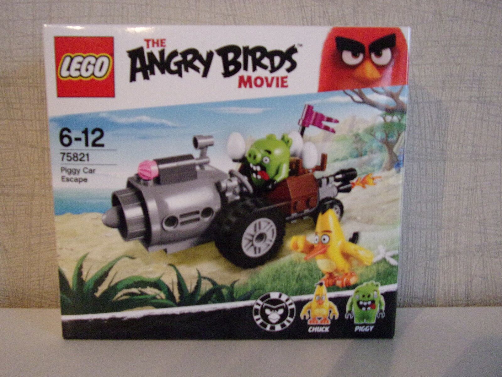 LEGO Angry Birds 75821 ( Piggy Car Escape) - NIP