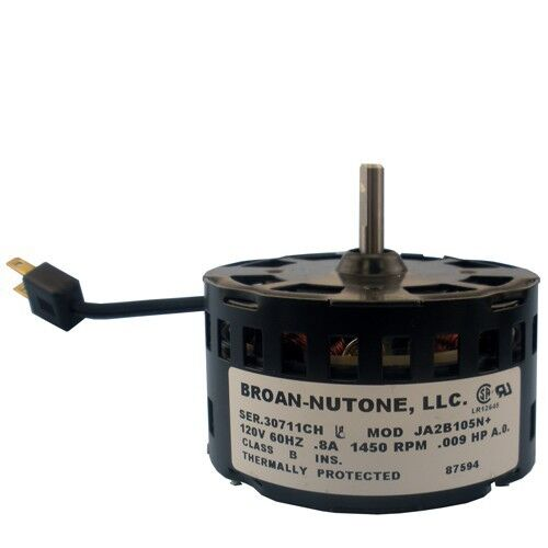 Broan Nutone S87594000 87594 671R Fan Motor Genuine