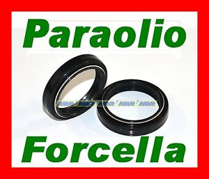 Fork Seals 43mm x 55mm x 10.5mm With No Lip Pair
