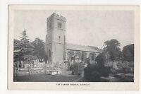 The Parish Church, Bronley, Kent Postcard, A846