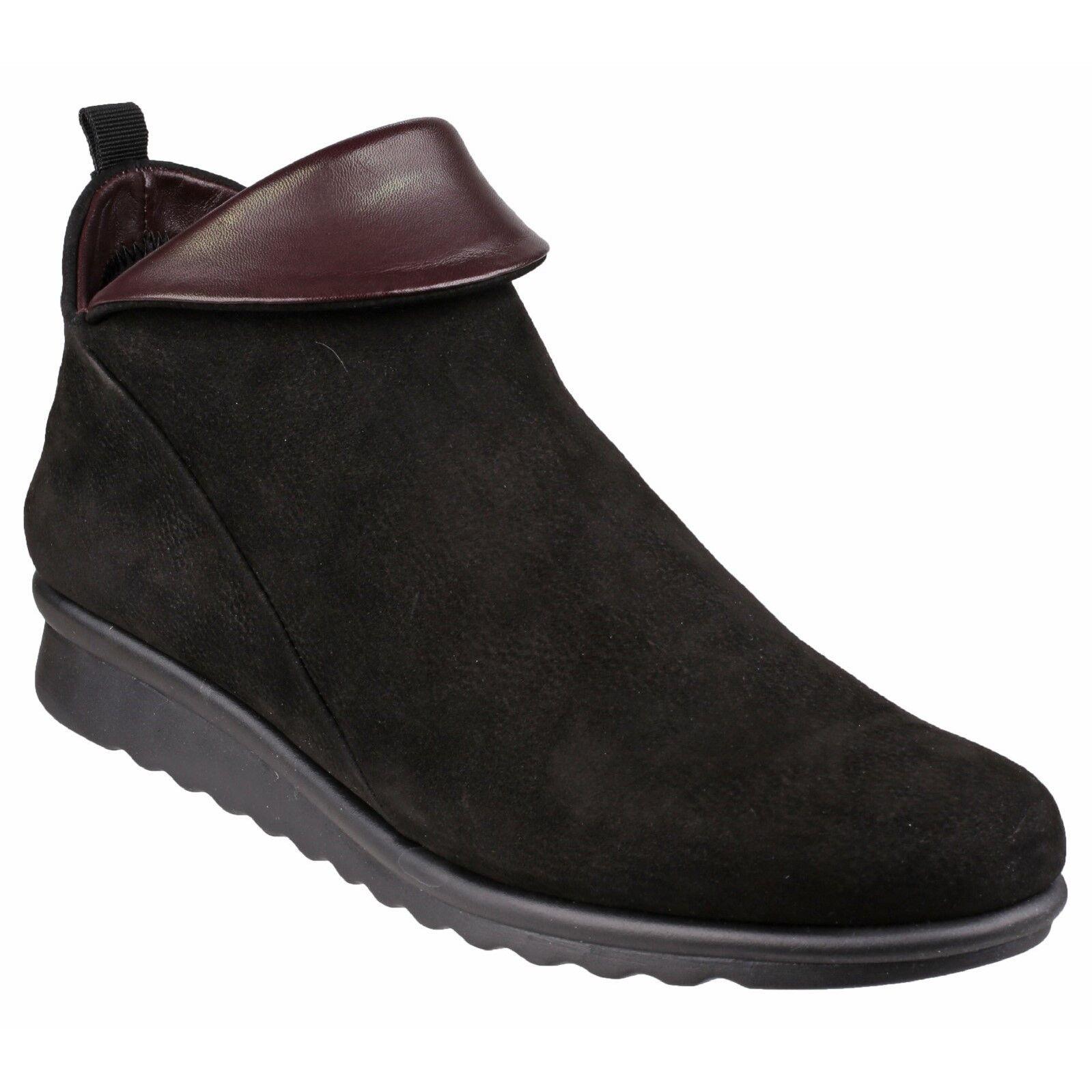 Grandes zapatos con descuento The Flexx Pam Damme Dakar Cashmere Ladies Ankle Boot
