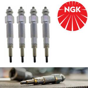 NGK Glow Plug - CZ262 - fits Mazda B Series B2500 2.5 TD - 90919 x4