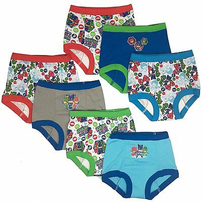 Boys Kids PJ Masks Catboy Pants Underwear Briefs Knickers Set 1-5 Years 3 Pack