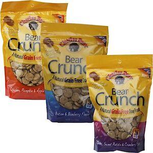 Charlee Bear Dog Treats Grain Free