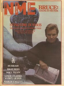 STING-FROM-THE-POLICE-0N-THE-COVER-PAGE-0F-NME-NEWSPAPER-15-6-1985