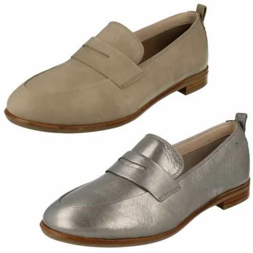 Signore Clarks Alania BELLE SMART Slip On Mocassini