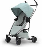 Quinny Zapp Flex Stroller - Frost/grey Brand Free Shipping