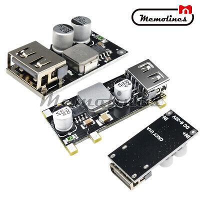 6-32V To QC3.0 QC2.0 Step Down Buck Converter DC-DC Charging Circuit Module