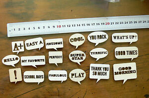 18-Mixed-WOODEN-Words-in-Bubbles-Ready-2-Color-Your-Choice