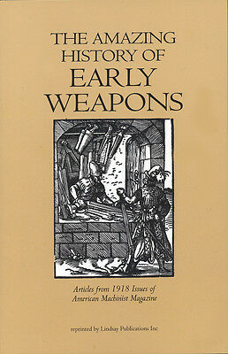 Subs Lindsay book Amazing History of Early Weapons: Guns Tanks