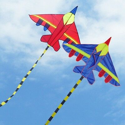 3D Kite With Spiral Tail Kids/' Toy Fun Outdoor Flying Activity Game UK HOT