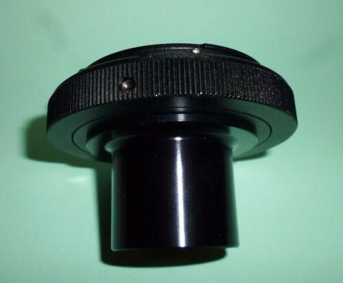 SLR or DSLR Cameras T//T2 Lens Mount Adapter Ring for Canon EOS Brand New Boxed