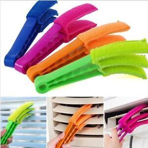 Convenient Triple Venetian Blind Cleaner Window Brush