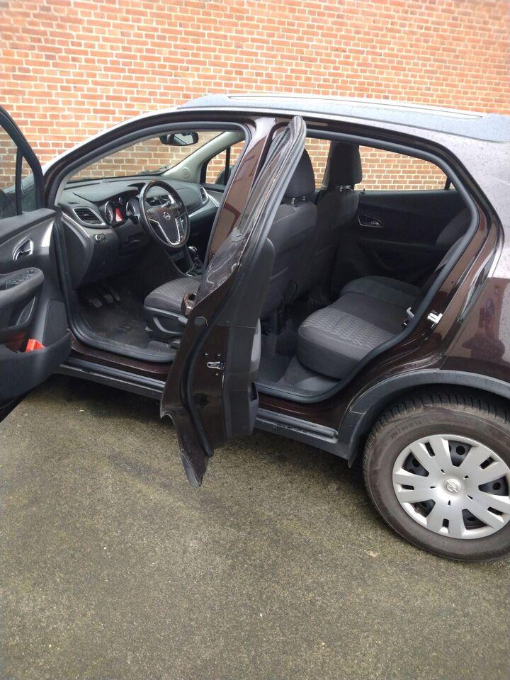 Opel Mokka, 1,4 T 140 Cosmo 4x4 eco, Benzin