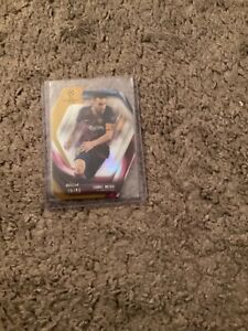 Finest Soccer Topps Lionel Messi Finest Performers Gold Die Cut /50
