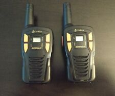 3 Cobra Cxt195 16-mile 2 Way MicroTalk Walkie Talkies