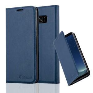 Anti-Radiation-RFID-Samsung-Wallet-Case-Navy-Blue-Samsung-Galaxy-S8