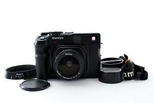 Quasi-Nuovo-NEW-Mamiya-6-MF-Telecamera-G-50mm-F4-L-cinturino-HOOD-DAL-GIAPPONE-1378