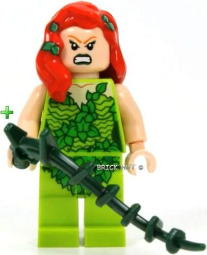 RARE POISON IVY FIGURE NEW FREE GIFT LEGO SUPER HEROES