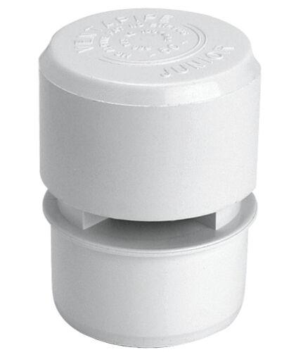 DN50 Rohr Belüfter Abwasser Abfluss Abflußrohr Abfluß Bad Rohrbelüfter Ø 50