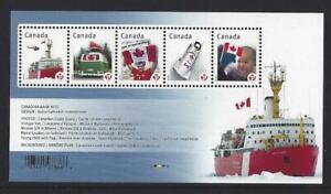 Kanada 2012 Kanadische Pride Miniatur Blatt Nicht Gefaßt Postfrisch, MNH