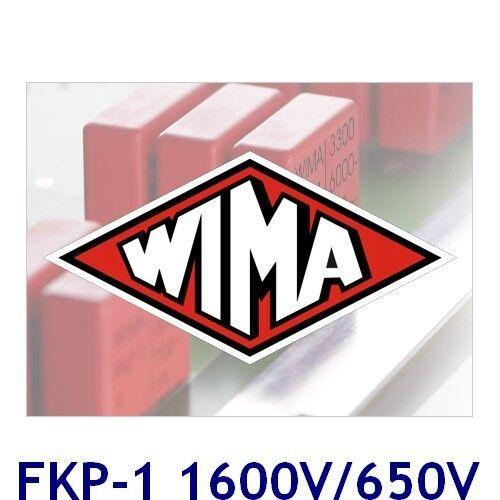 Capacitor Wima FKP-1 20/% 1600V 650V Value of choice Pre-order 5-7 Days