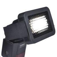 MICNOVA 2 x Honeycomb Flash Speed Grid Light Strobist, Flashgun, Speedlight