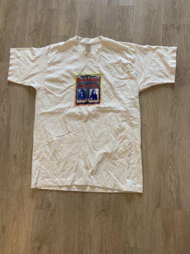 Vintage Bob Dylan Patti Smith T-shirt Tee