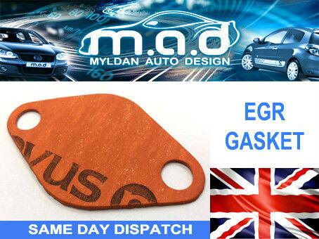 EGR BLANKING GASKET VALVE VAUXHALL CDTi FIAT ALFA 1.9 2.4 JTD JTDM SAAB 1.9 CDTI