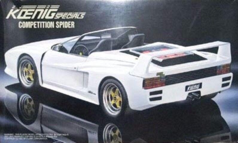 Fujimi  1 24 Ferrari Koenig Offerte specialeei Competizione Spider Assemblaggio  in linea