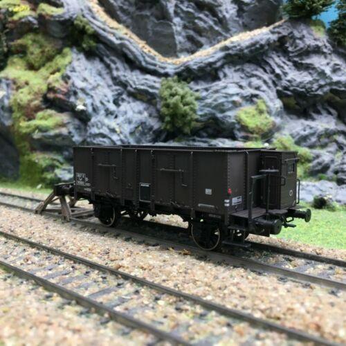 REE WB482 Tombereau Ocem 29  brun Sncf ép III HO 1//87
