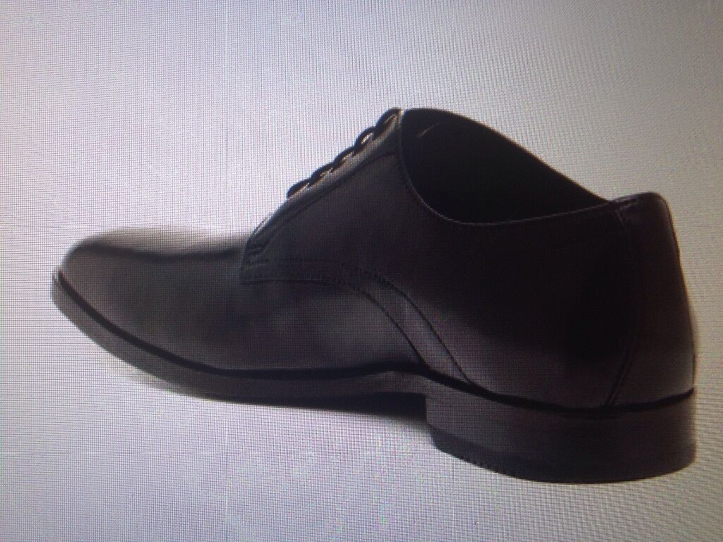 Hugo boss herren schwarz lace up up up schuhe retail at  275 2a4fe9