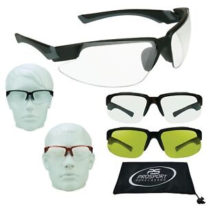 4620cd229c Image is loading ANSI-Z87-Safety-Rated-Glasses-Racketball-Cycling -Motorcycle-