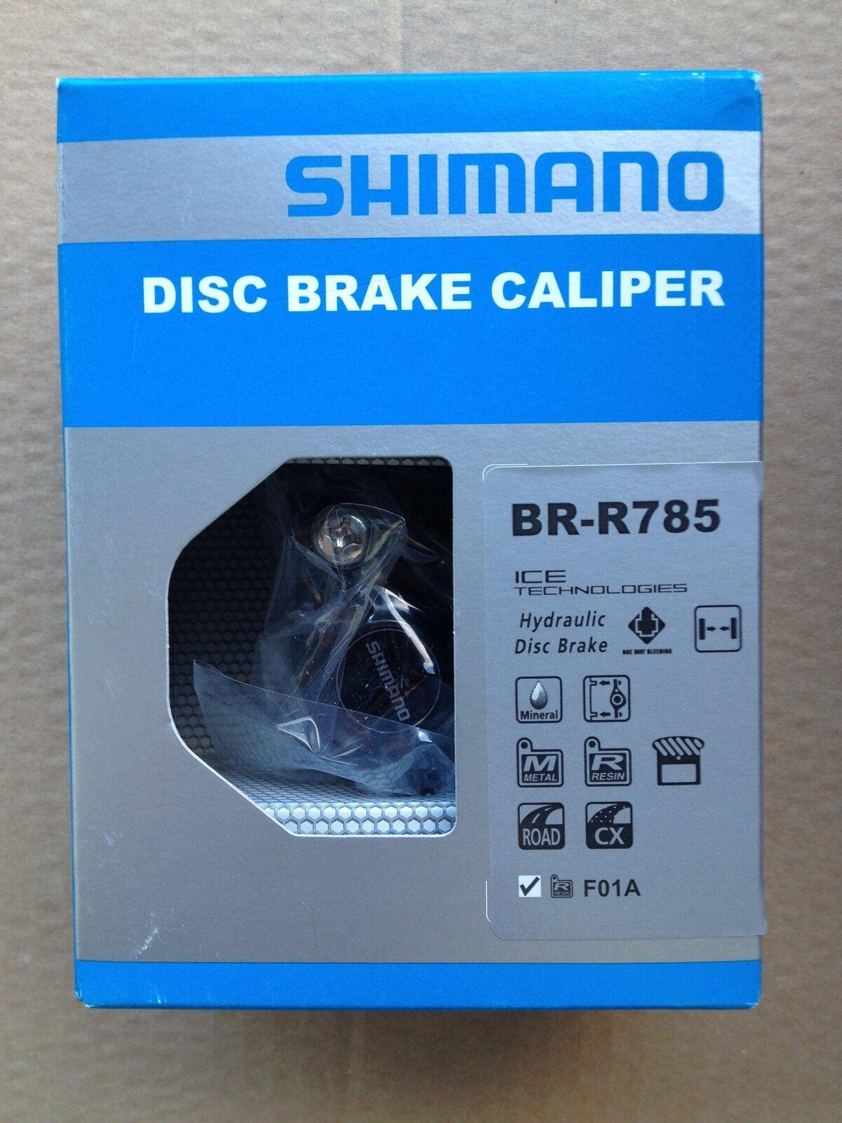 Shimano BR-R785 Bremssattel Bremssattel Bremssattel für Rennrad NEU 85142e