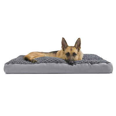 FurHaven™ Pet  NAP Ultra Plush Deluxe Pillow Pet Bed Dog Bed