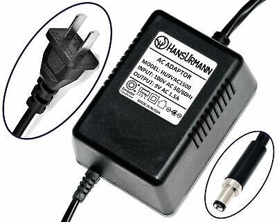 Accessory USA AC Adapter for Numark DXM01 DXM01USB DXM03 DXMO1 DXMO1USB DXMO3 Mixer Class 2 Power Supply Cord