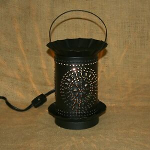 Classic-Wax-Tart-Warmer-Chisel-Design-Electric-Kettle-Black-Irvins-Country