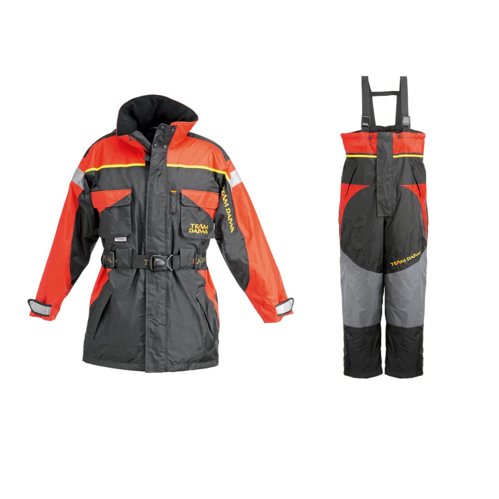 Daiwa Floating Suit - TD Angeln Schwimmanzug 2 Teiler - Gr. XL