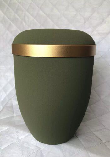 Bio Urne Neuware Bestatter Incl.Versand Rechnung Natural Urne Incl Zertifikat