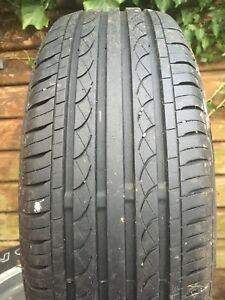 225-70-16-Avon-Ranger-7mm-Part-Worn-Tyre-On-Range-Rover-Classic-Vogue-Alloy