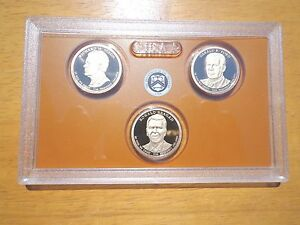2016-S-Presidential-Proof-Dollar-Set-No-Box-or-Coa-Last-Year-of-Production